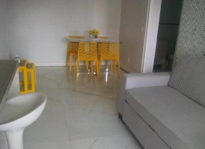 Apartamento em Boqueirão/SP de 47m² 1 quartos a venda por R$ 420.000,00