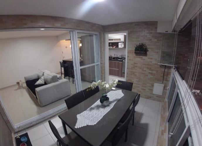 Apartamento em Ponta Da Praia/SP de 78m² 2 quartos a venda por R$ 505.000,00