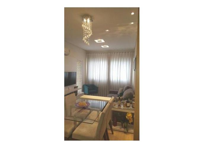 Apartamento em Vila Belmiro/SP de 53m² 1 quartos a venda por R$ 320.000,00