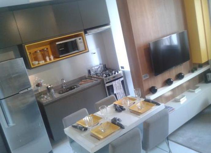 Apartamento em Barra Funda/SP de 50m² 2 quartos a venda por R$ 403.900,00