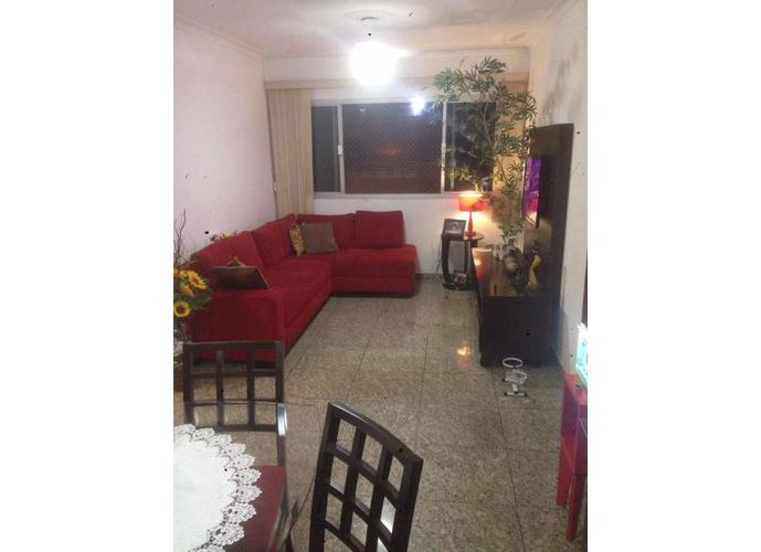 Apartamento em Gonzaga/SP de 100m² 2 quartos a venda por R$ 466.000,00