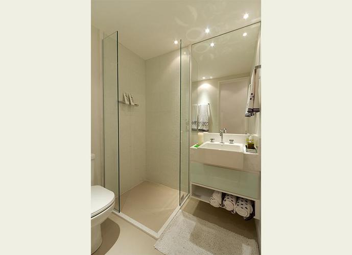 Apartamento em Vila Monte Alegre/SP de 58m² 2 quartos a venda por R$ 488.000,00