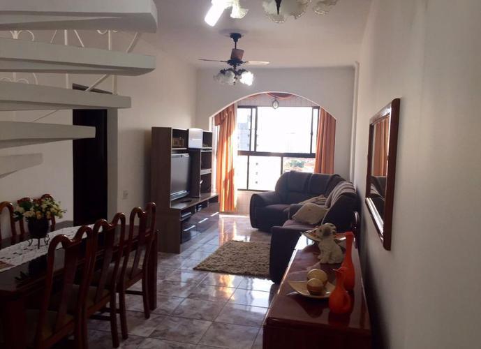 Cobertura em Ponta Da Praia/SP de 145m² 2 quartos a venda por R$ 540.000,00