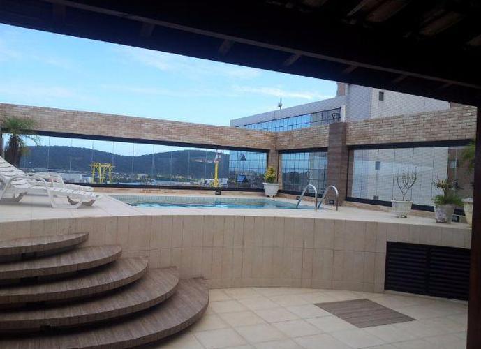 Cobertura em Ponta Da Praia/SP de 350m² 3 quartos a venda por R$ 1.200.000,00