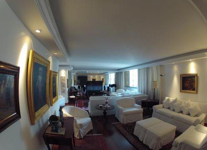 Apartamento em Itaim Bibi/SP de 350m² 3 quartos para locação R$ 16.000,00/mes