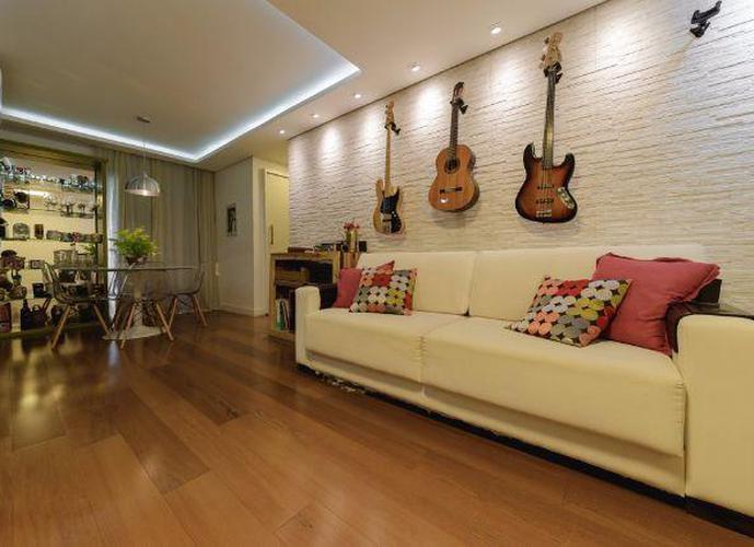 Apartamento em Paraíso Do Morumbi/SP de 65m² 2 quartos a venda por R$ 350.000,00
