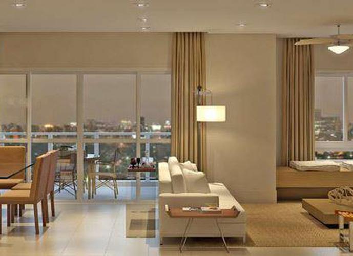 Apartamento em Ponta Da Praia/SP de 111m² 3 quartos a venda por R$ 618.000,00