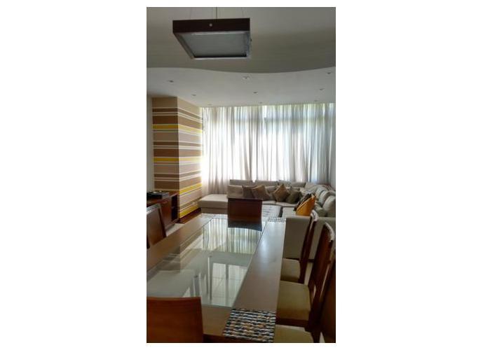 Apartamento em Boqueirão/SP de 148m² 3 quartos a venda por R$ 629.000,00