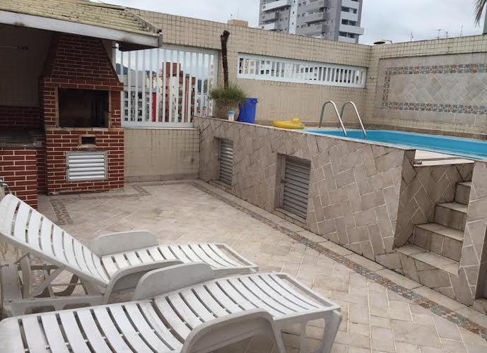 Cobertura em Gonzaga/SP de 300m² 2 quartos a venda por R$ 916.000,00