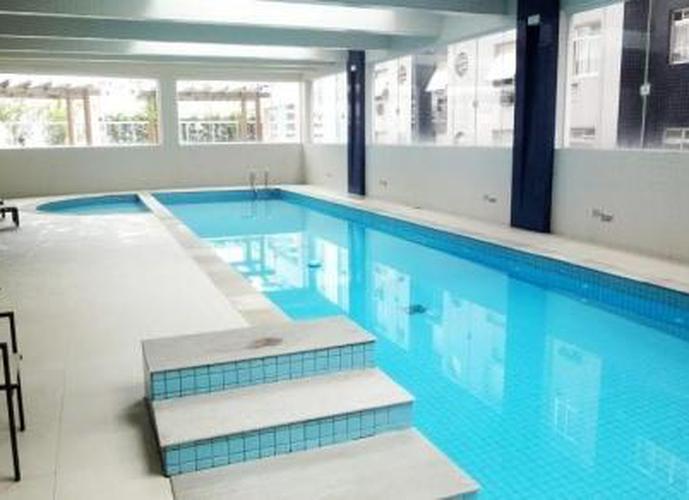 Apartamento em Gonzaga/SP de 133m² 133 quartos a venda por R$ 1.108.000,00
