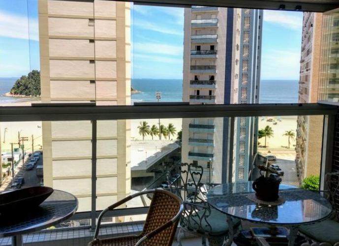 Apartamento em José Menino/SP de 134m² 3 quartos a venda por R$ 1.165.000,00