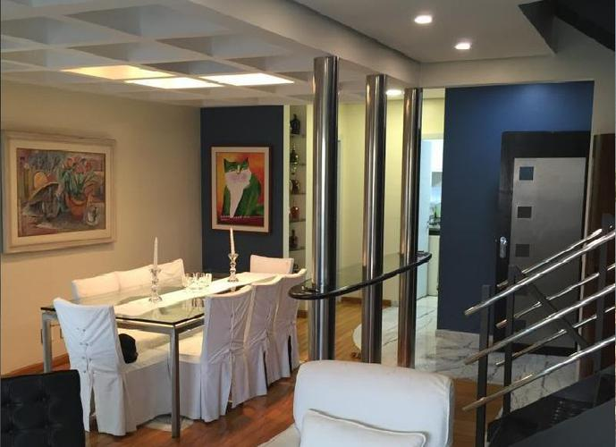 Cobertura em Moema/SP de 370m² 3 quartos para locação R$ 11.000,00/mes