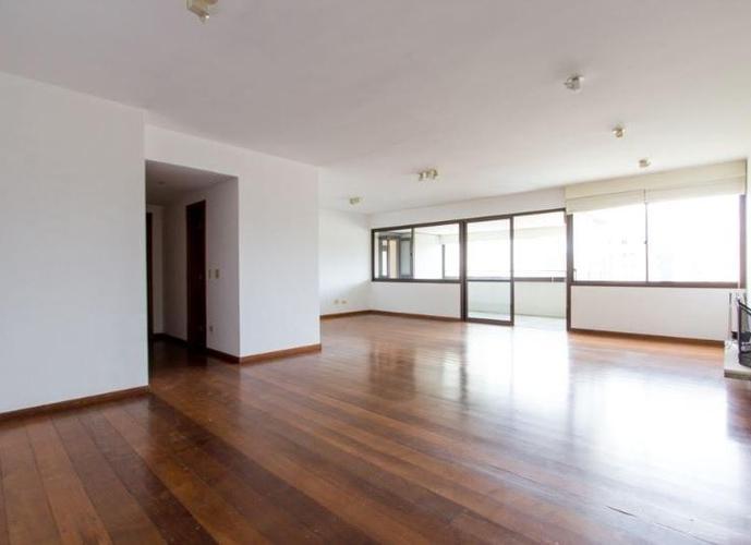 Apartamento em Real Parque/SP de 185m² 3 quartos para locação R$ 5.000,00/mes