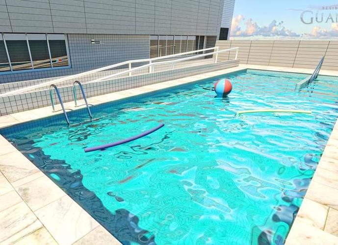 Apartamento em Gonzaga/SP de 86m² 2 quartos a venda por R$ 692.000,00