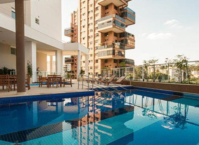 Apartamento em Jardim Fonte Do Morumbi/SP de 71m² 2 quartos a venda por R$ 700.000,00