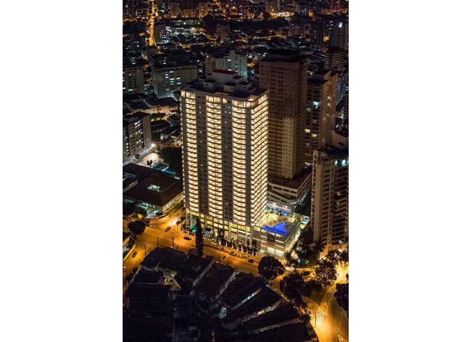 Apartamento em Ponta Da Praia/SP de 155m² 3 quartos a venda por R$ 1.070.000,00