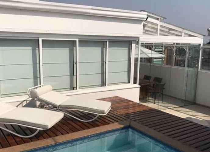 Apartamento em Campo Belo/SP de 264m² 3 quartos a venda por R$ 2.700.000,00
