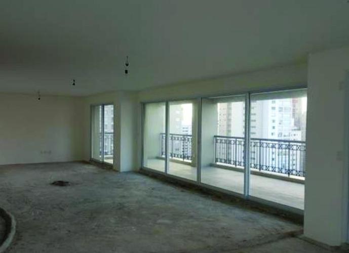 Apartamento em Campo Belo/SP de 347m² 4 quartos a venda por R$ 3.700.000,00