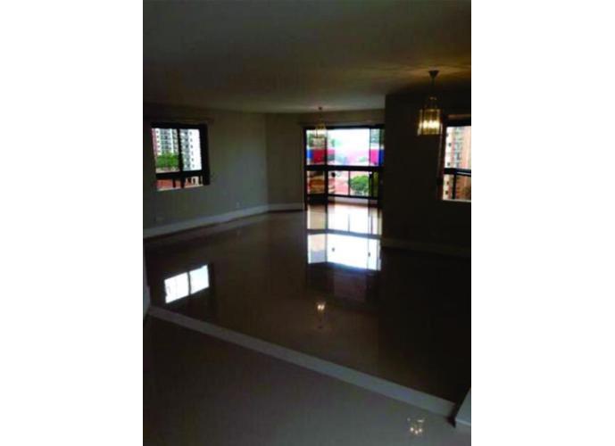 Apartamento em Campo Belo/SP de 276m² 4 quartos a venda por R$ 2.040.000,00 ou para locação R$ 9.000,00/mes