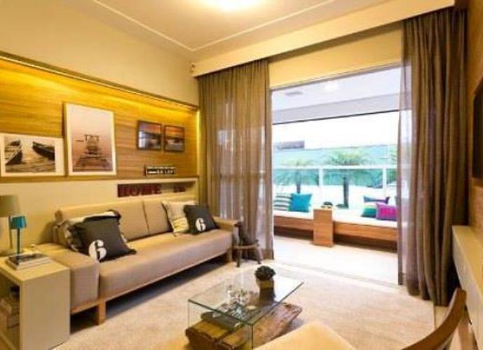 Apartamento em Ponta Da Praia/SP de 79m² 2 quartos a venda por R$ 483.000,00