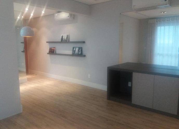Apartamento em Gonzaga/SP de 82m² 2 quartos a venda por R$ 693.000,00