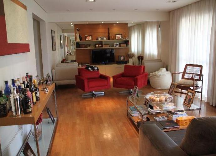 Apartamento em Real Parque/SP de 182m² 3 quartos a venda por R$ 1.119.000,00