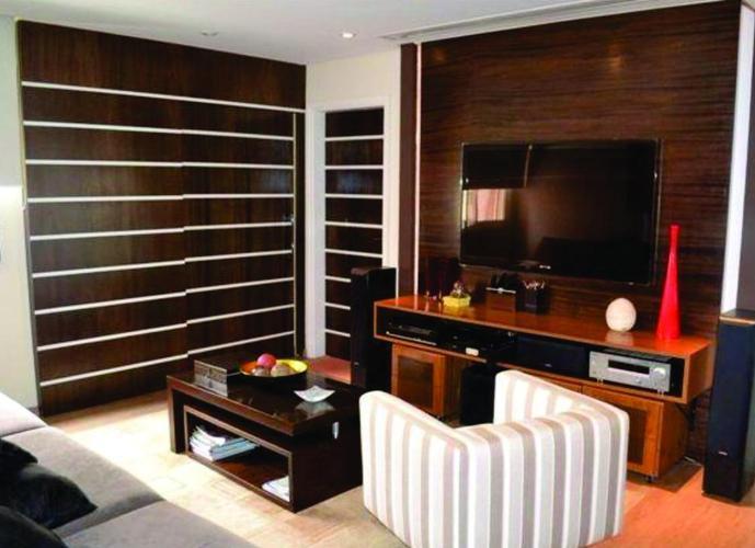 Apartamento em Vila Andrade/SP de 263m² 3 quartos a venda por R$ 1.855.000,00