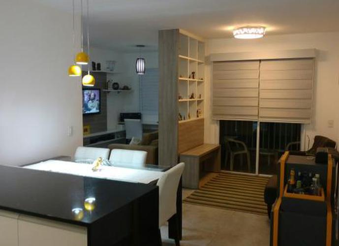 Apartamento em Vila Andrade/SP de 74m² 2 quartos a venda por R$ 415.000,00