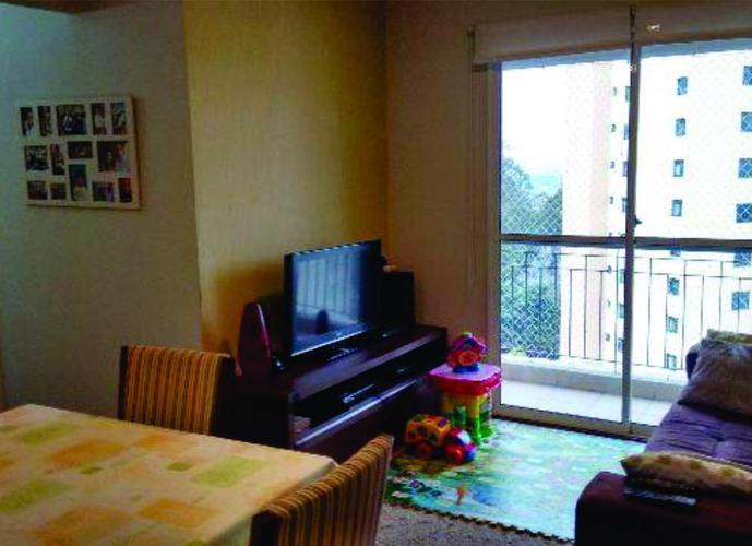 Apartamento em Vila Andrade/SP de 62m² 3 quartos a venda por R$ 455.800,00