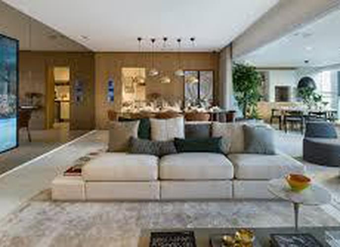 Apartamento Duplex em Campo Belo/SP de 58m² 1 quartos a venda por R$ 564.000,00