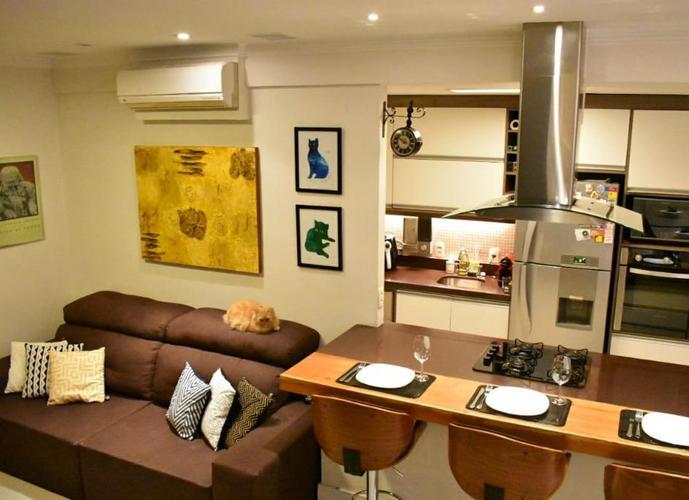 Apartamento em José Menino/SP de 77m² 2 quartos a venda por R$ 583.000,00