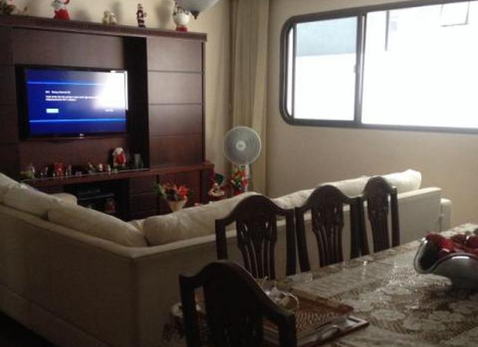 Apartamento em Gonzaga/SP de 159m² 3 quartos a venda por R$ 640.000,00