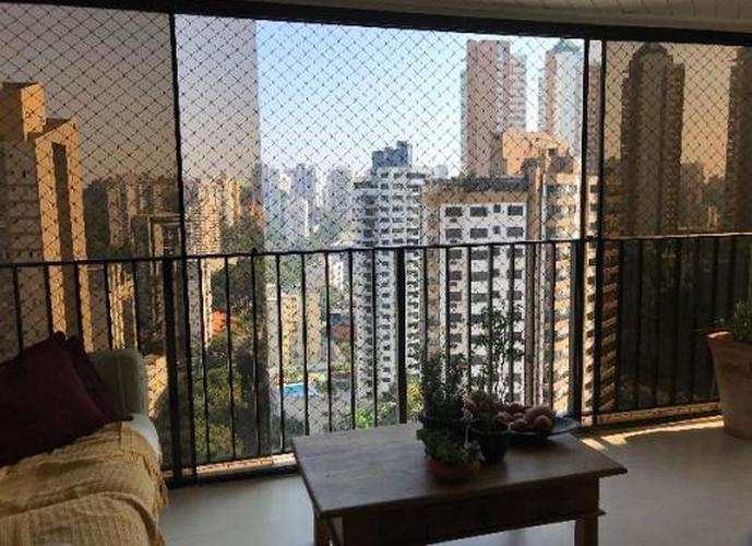 Apartamento em Vila Andrade/SP de 134m² 4 quartos a venda por R$ 849.000,00