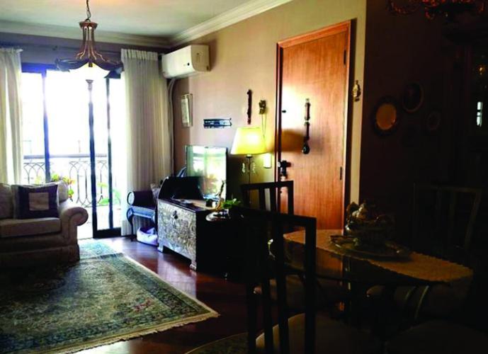 Apartamento em Campo Belo/SP de 96m² 2 quartos a venda por R$ 922.000,00