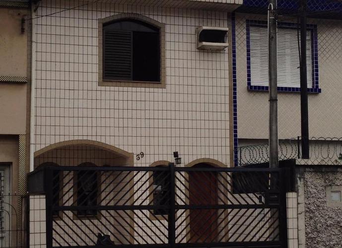 Sobrado em Boqueirão/SP de 80m² 2 quartos a venda por R$ 530.000,00