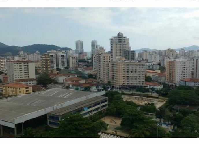 Apartamento em Ponta Da Praia/SP de 54m² 1 quartos a venda por R$ 329.890,00
