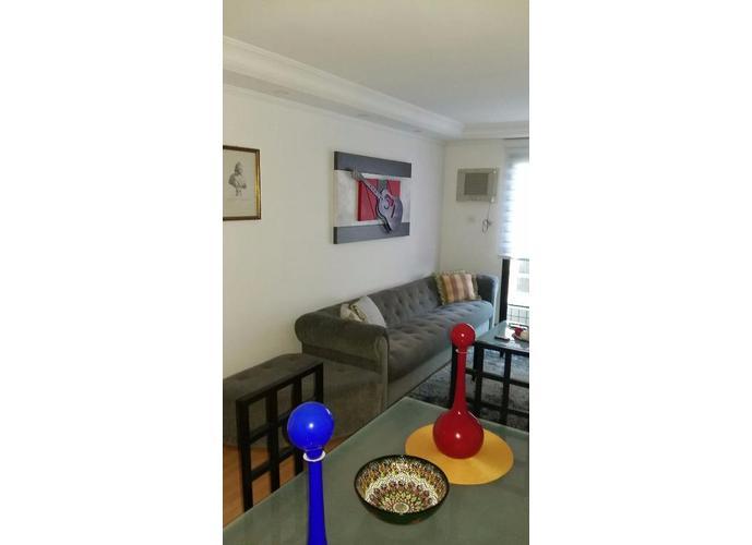 Apartamento em Campo Grande/SP de 90m² 2 quartos a venda por R$ 450.000,00