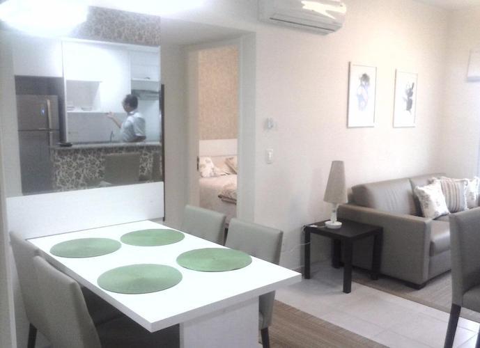 Apartamento em Gonzaga/SP de 49m² 1 quartos a venda por R$ 479.000,00