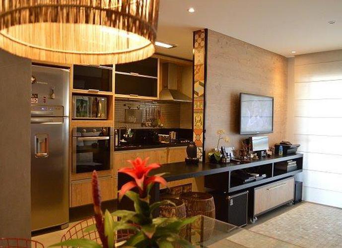 Apartamento em Vila Belmiro/SP de 70m² 2 quartos a venda por R$ 529.000,00