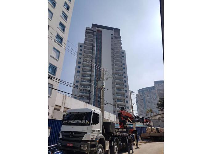 Apartamento em Pinheiros/SP de 50m² 1 quartos a venda por R$ 555.000,00