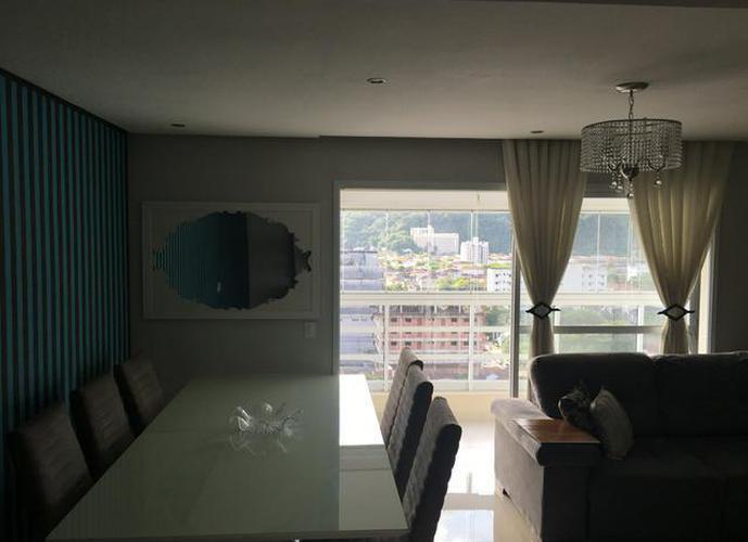 Apartamento em Vila Belmiro/SP de 96m² 3 quartos a venda por R$ 577.000,00