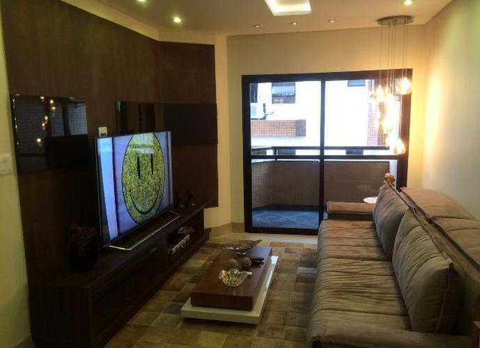 Apartamento em Gonzaga/SP de 99m² 2 quartos a venda por R$ 719.000,00