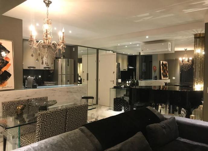 Apartamento em Gonzaga/SP de 82m² 2 quartos a venda por R$ 850.000,00