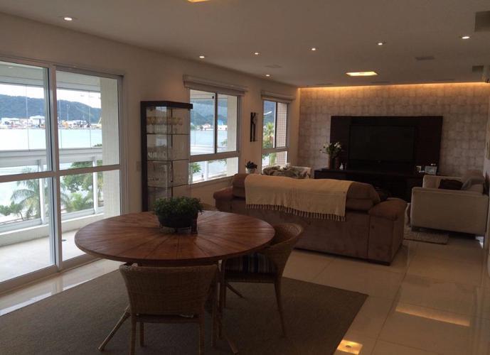 Apartamento em Ponta Da Praia/SP de 189m² 4 quartos a venda por R$ 1.300.000,00