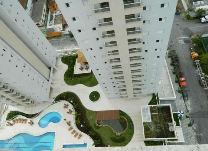 Apartamento em Ponta Da Praia/SP de 77m² 3 quartos a venda por R$ 450.000,00