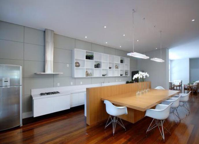 Apartamento em Jardim Paulista/SP de 76m² 2 quartos para locação R$ 5.950,00/mes