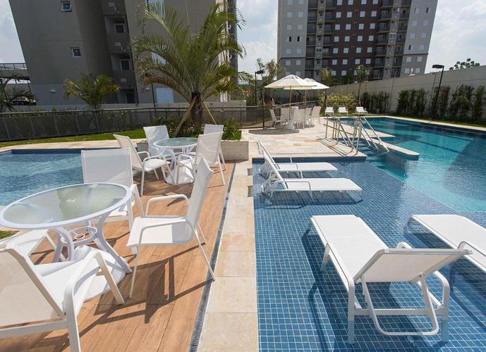 Apartamento em Parque Edu Chaves/SP de 47m² 2 quartos a venda por R$ 252.300,00