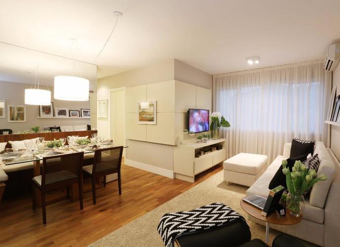Apartamento em Jardim Santa Emília/SP de 62m² 3 quartos a venda por R$ 278.000,00