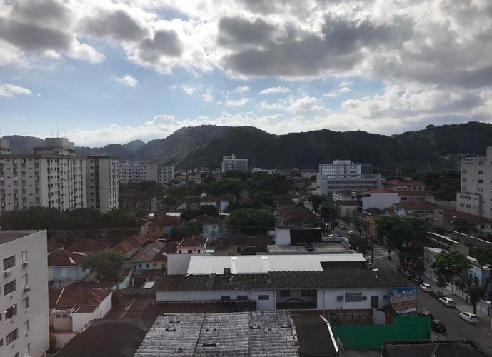 Apartamento em Vila Mathias/SP de 80m² 2 quartos a venda por R$ 330.000,00