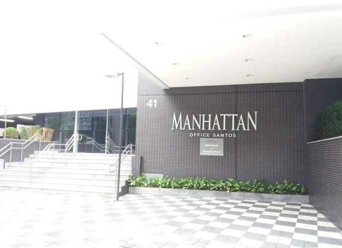 Sala em Vila Belmiro/SP de 64m² a venda por R$ 390.000,00